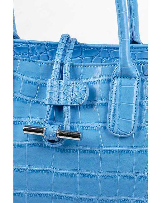 Сумка Sabellino                                                                                                              голубой цвет