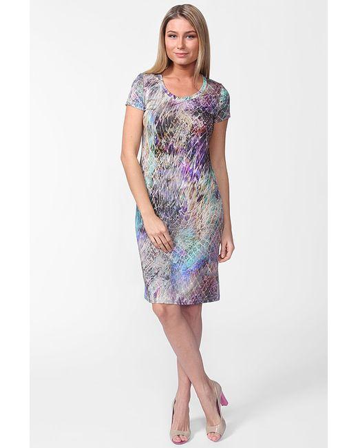 Платье Carla B                                                                                                              синий цвет