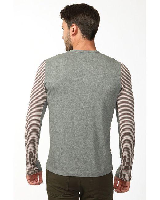 Пуловер Вязаный Dolce & Gabbana                                                                                                              серый цвет