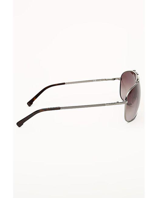 Очки Солнцезащитные Lacoste                                                                                                              серый цвет
