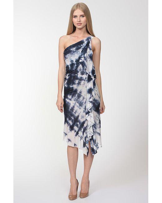 Платье Tomas Maier                                                                                                              синий цвет