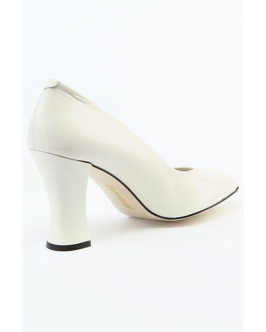 Туфли Espanola                                                                                                              белый цвет