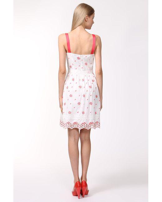 Платье Alice By Temperley                                                                                                              розовый цвет