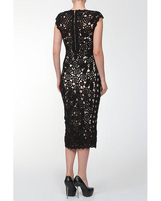 Платье 2 Предмета Marc Jacobs                                                                                                              чёрный цвет