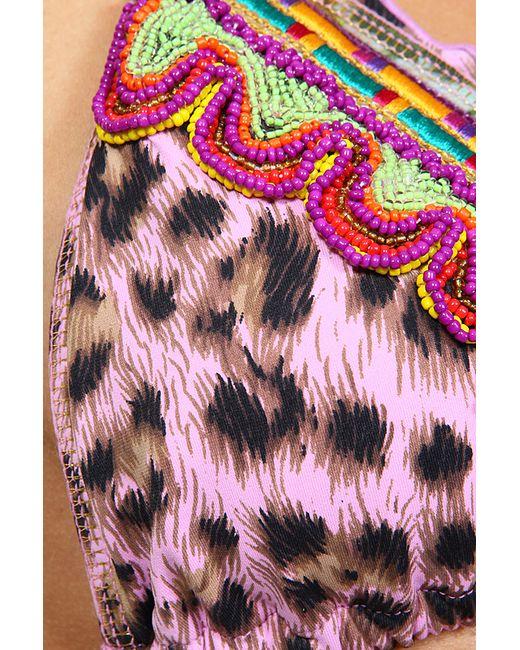Купальник Agua Bendita                                                                                                              многоцветный цвет