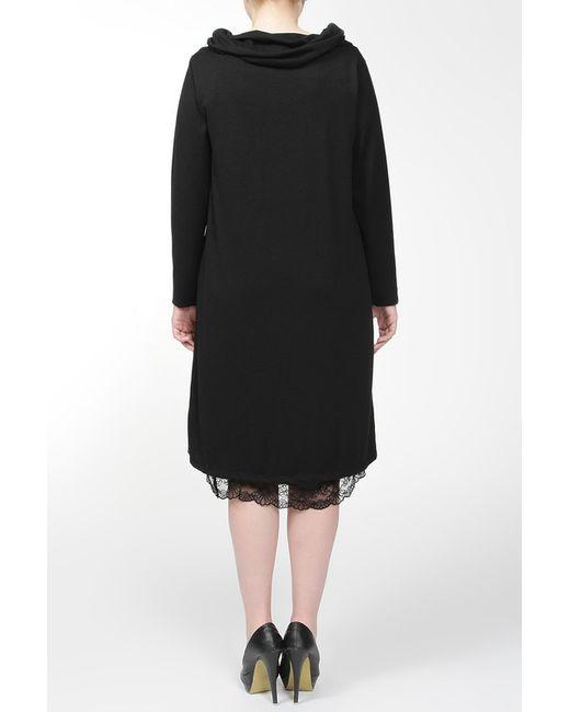 Платье Elena Miro                                                                                                              чёрный цвет