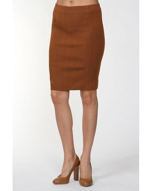 Юбка Marly' S                                                                                                              коричневый цвет