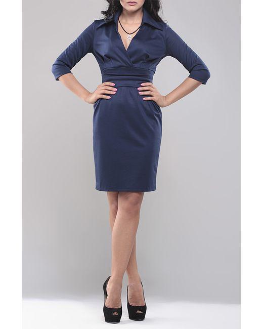 Платье Dioni                                                                                                              синий цвет