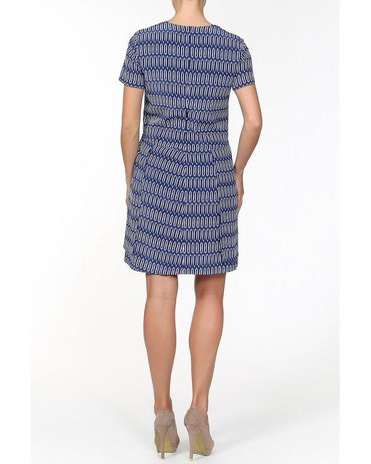 Платье Hugo                                                                                                              синий цвет