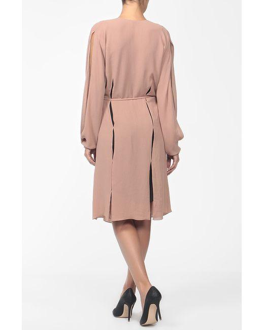 Платье 2 Предмета Пояс Lanvin                                                                                                              многоцветный цвет