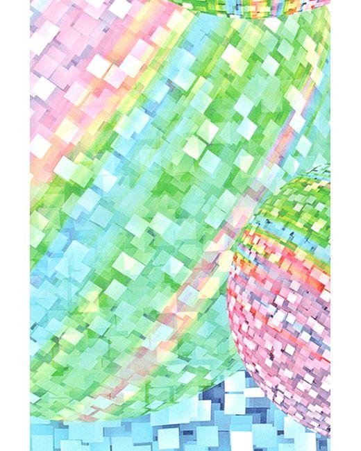 Платок Moltini                                                                                                              фиолетовый цвет
