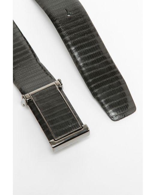 Ремень Karl Lagerfeld                                                                                                              чёрный цвет