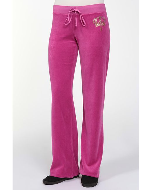Брюки Core Juicy Couture                                                                                                              None цвет