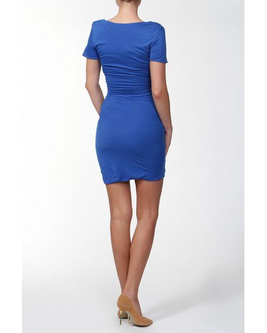 Платье Diane Von Furstenberg                                                                                                              многоцветный цвет