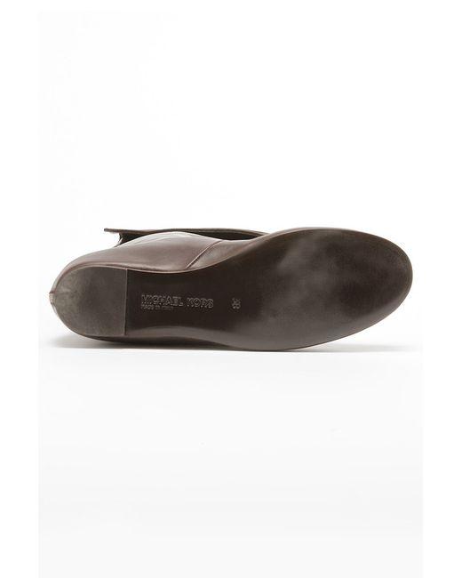 Сапоги Michael Kors                                                                                                              коричневый цвет