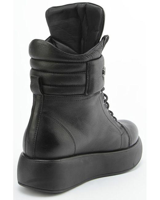 Ботинки Zumita                                                                                                              чёрный цвет