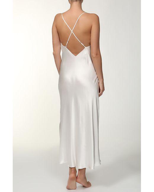 Сорочка Ночная Josie Natori                                                                                                              белый цвет