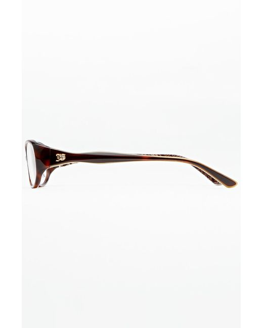 Очки Корригирующие John Galliano                                                                                                              коричневый цвет