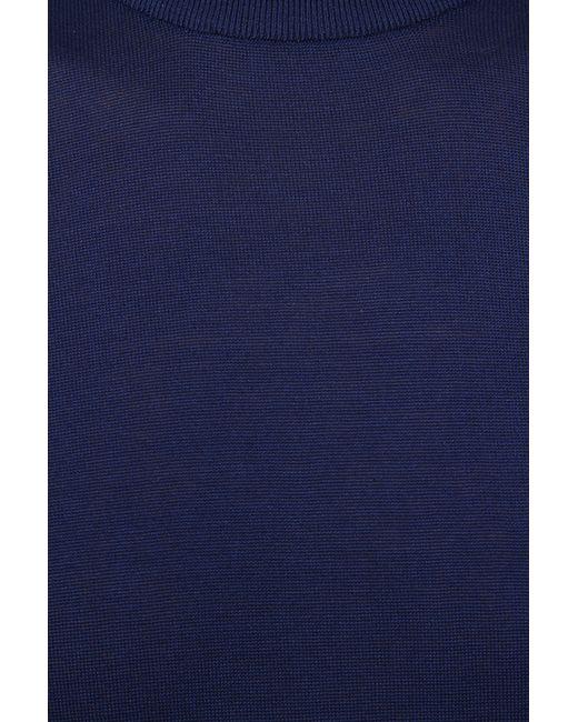 Джемпер CUDGI                                                                                                              синий цвет