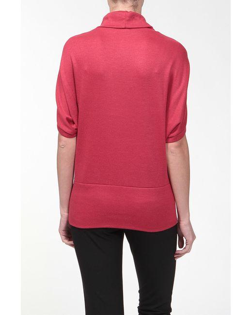 Блузка Remix                                                                                                              красный цвет