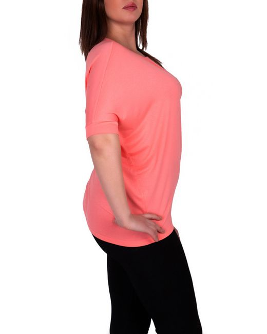 Блуза Yuliya Shehodanova                                                                                                              розовый цвет