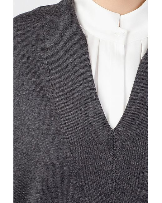 Джемпер Tuzun                                                                                                              серый цвет