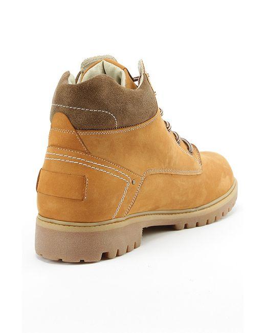 Ботинки Milana                                                                                                              желтый цвет