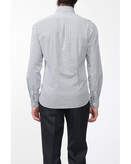 Рубашка Brunello Cucinelli                                                                                                              None цвет