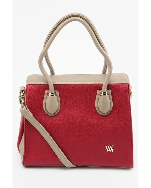 Сумка Vera Victoria Vito                                                                                                              красный цвет