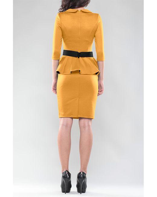 Платье Laura Bettini                                                                                                              чёрный цвет