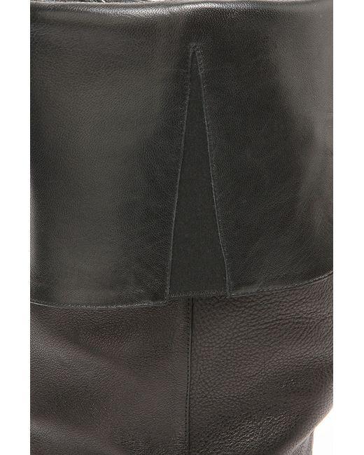 Сапоги Dolce & Gabbana                                                                                                              чёрный цвет