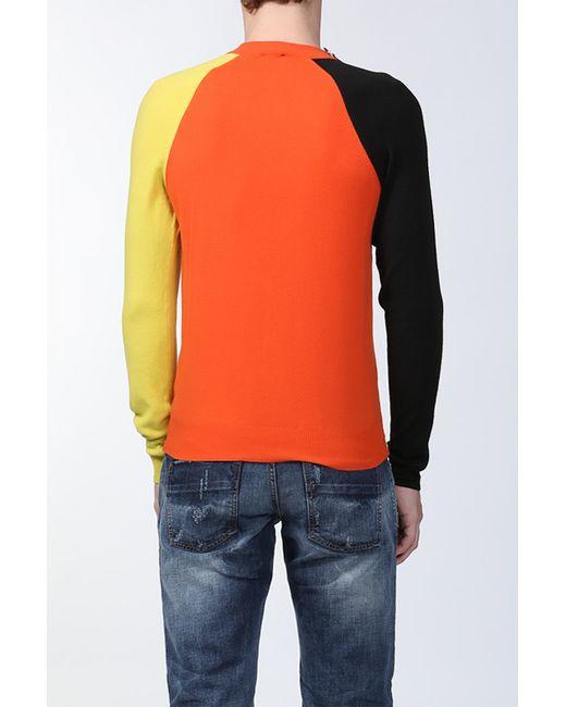 Джемпер Gf Ferre'                                                                                                              желтый цвет