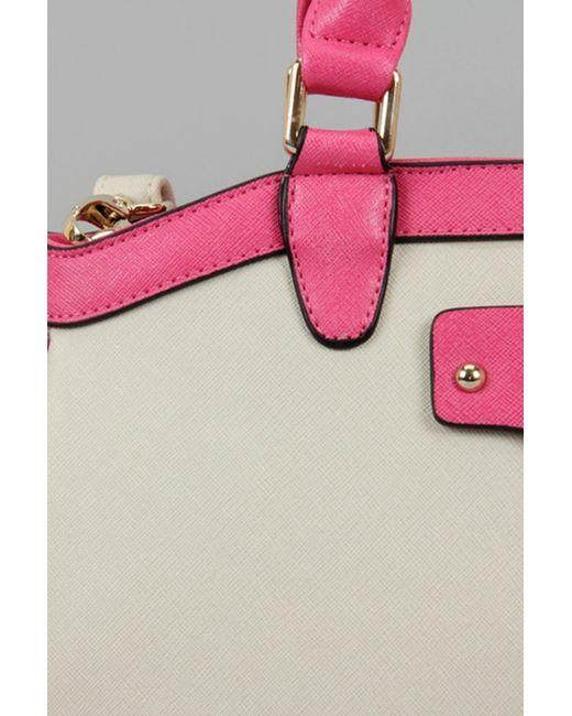 Сумка Leighton                                                                                                              розовый цвет