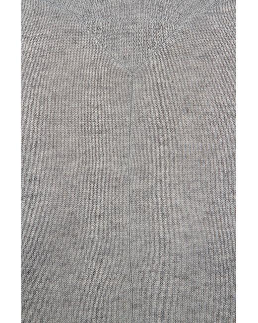 Пуловер Вязаный Reed Krakoff                                                                                                              серый цвет