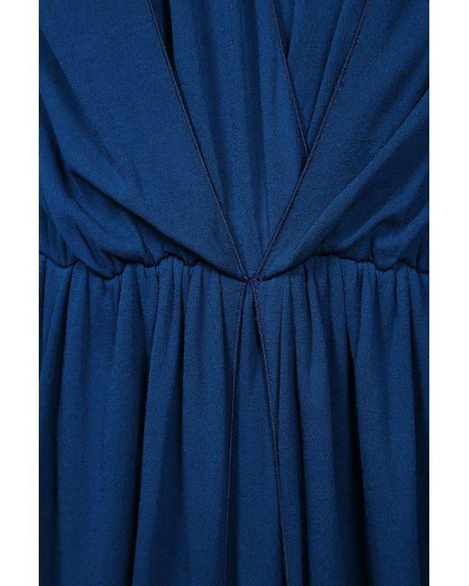 Платье Vionnet                                                                                                              синий цвет