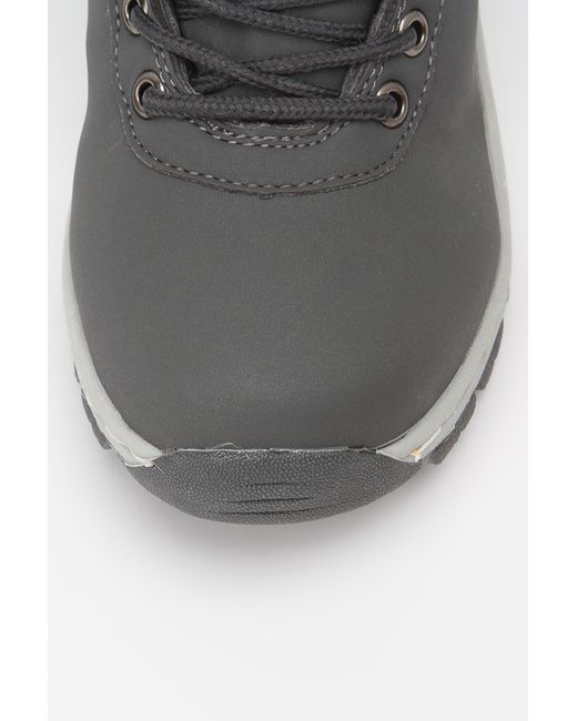 Ботинки COOLLOOK                                                                                                              серый цвет
