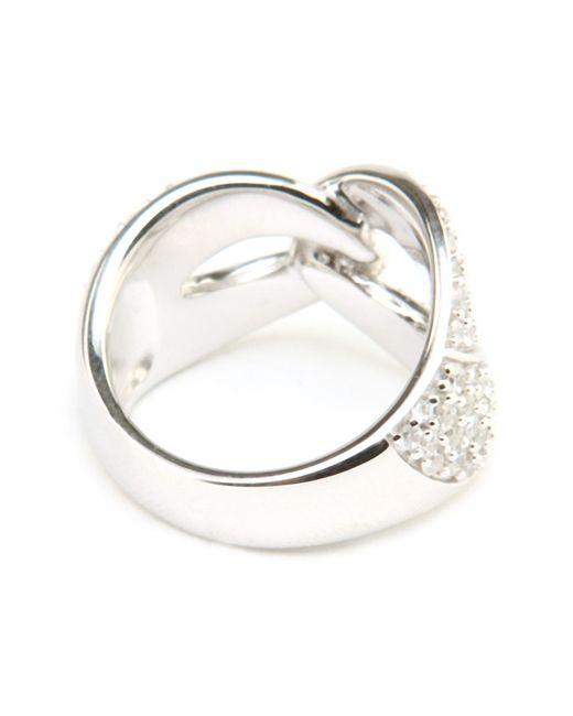 Кольцо Joop!                                                                                                              Серебряный цвет