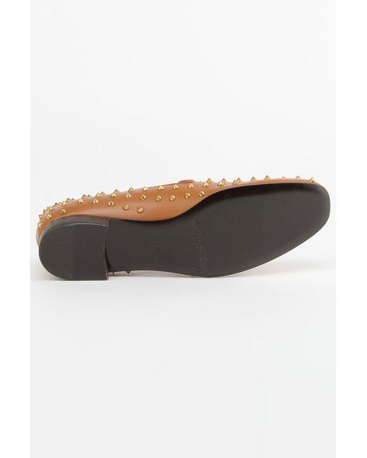 Туфли Giacomorelli                                                                                                              коричневый цвет