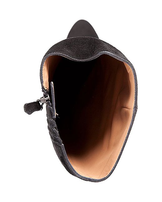 Сапоги Nando Muzi                                                                                                              чёрный цвет