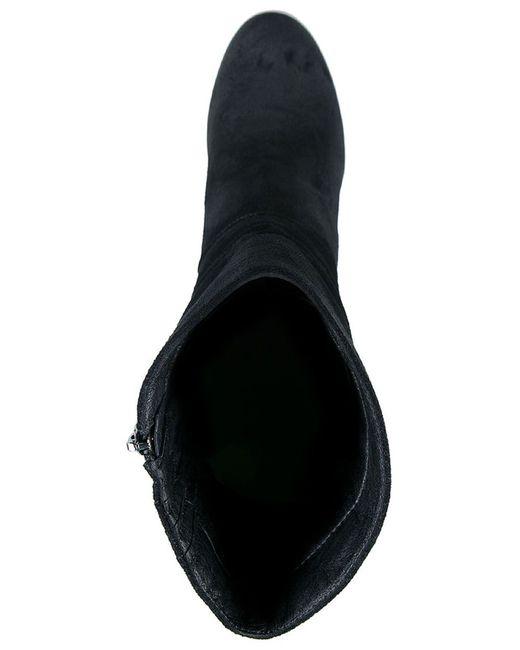 Сапоги El Tempo                                                                                                              чёрный цвет