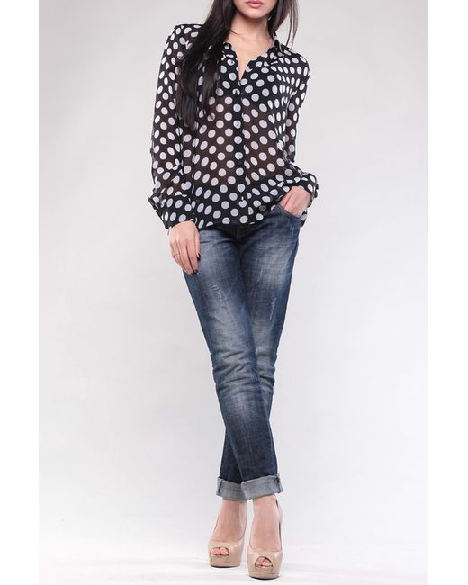 Блуза Laura Bettini                                                                                                              многоцветный цвет