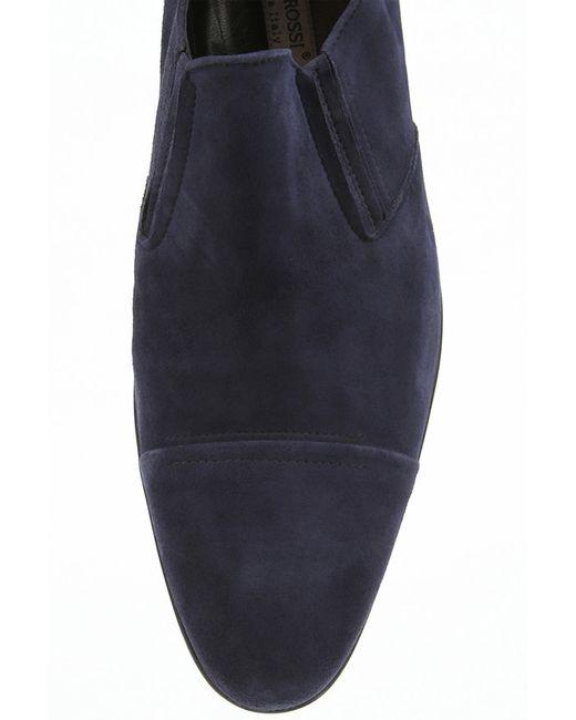 Полуботинки Roberta Rossi                                                                                                              синий цвет