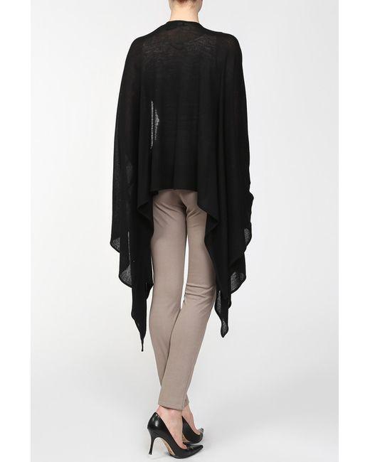 Пончо Ralph Lauren Black Label                                                                                                              чёрный цвет