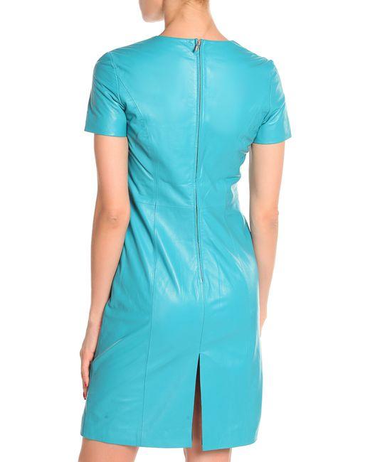 Платье Izeta Street                                                                                                              голубой цвет