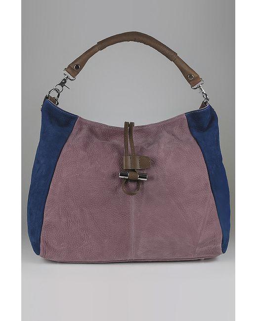 Сумка Piero                                                                                                              фиолетовый цвет