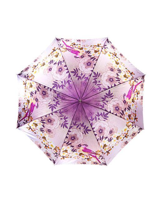 Зонт Eleganzza                                                                                                              коричневый цвет