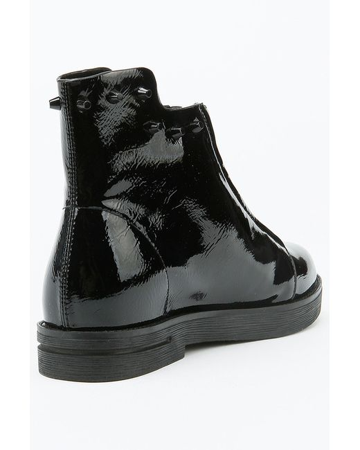Ботинки Sp                                                                                                              чёрный цвет