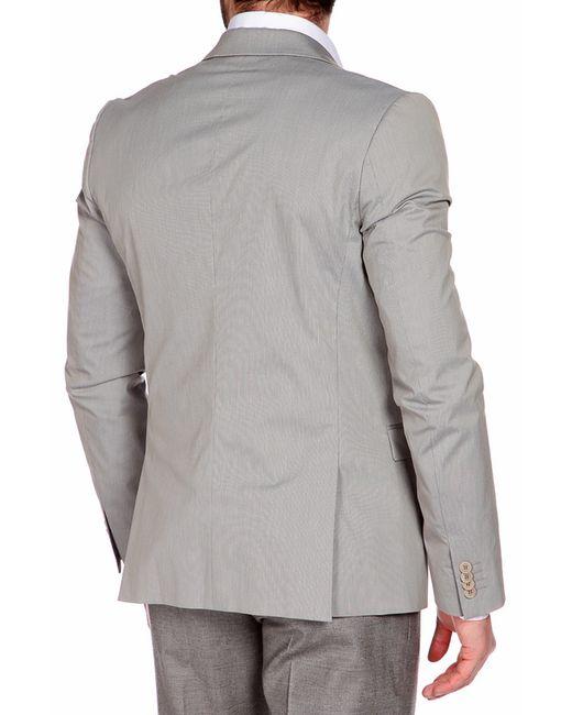 Пиджак Patrizia Pepe                                                                                                              серый цвет