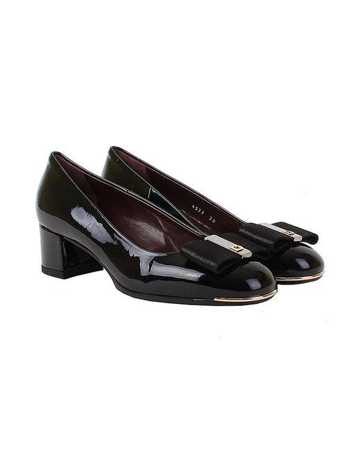 Туфли Donna Serena                                                                                                              чёрный цвет