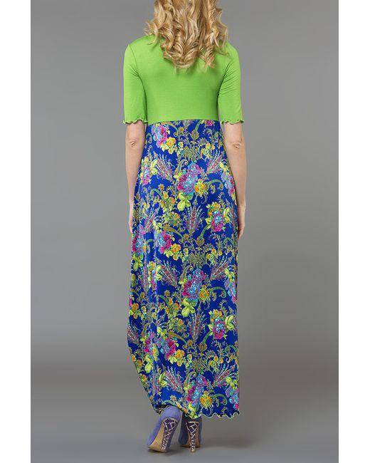 Платье Kata Binska                                                                                                              многоцветный цвет